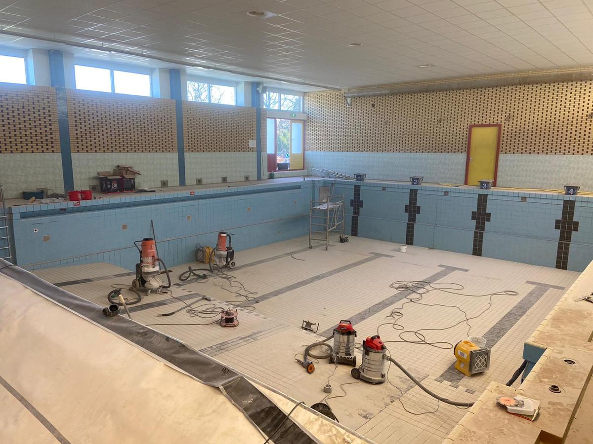 Verbouwing bij Sportcentrum Fitland in Gemert gaat gewoon door: 'Elk nadeel heeft z'n voordeel'